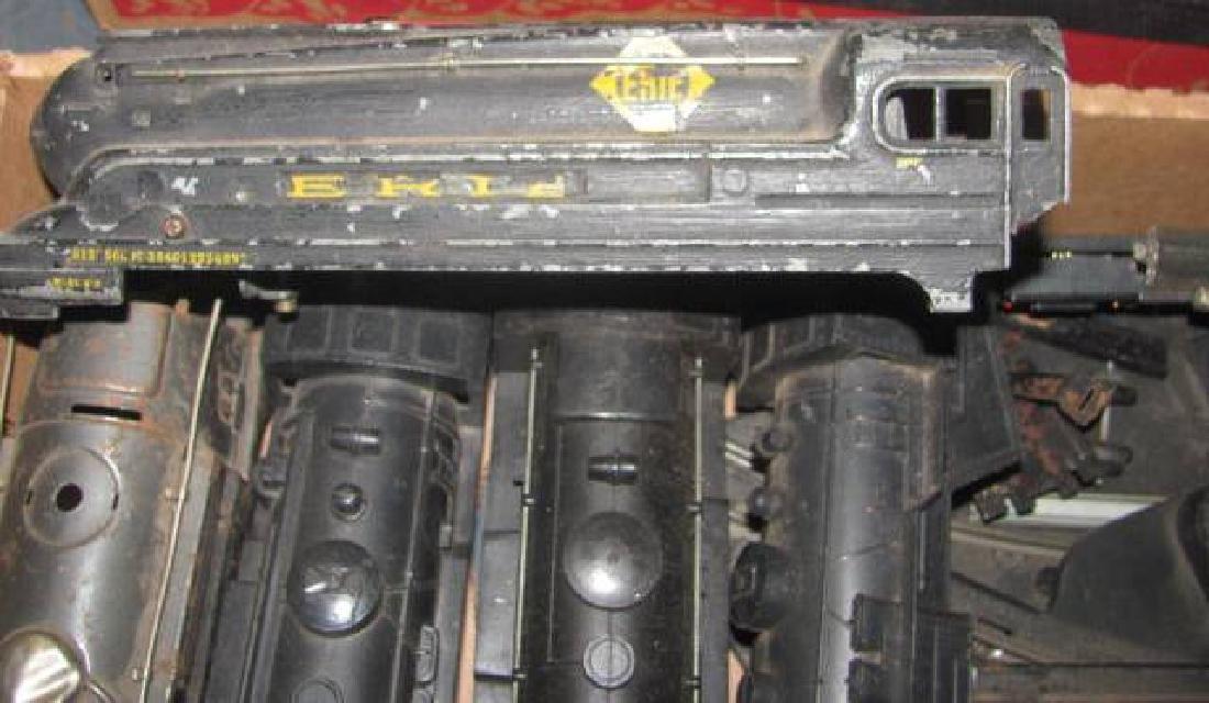 Train Parts Lot - 2