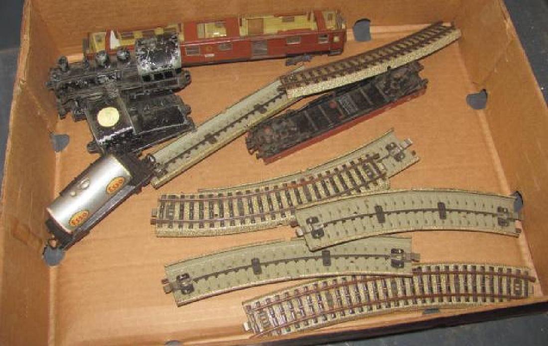 Train Parts Lot - 3
