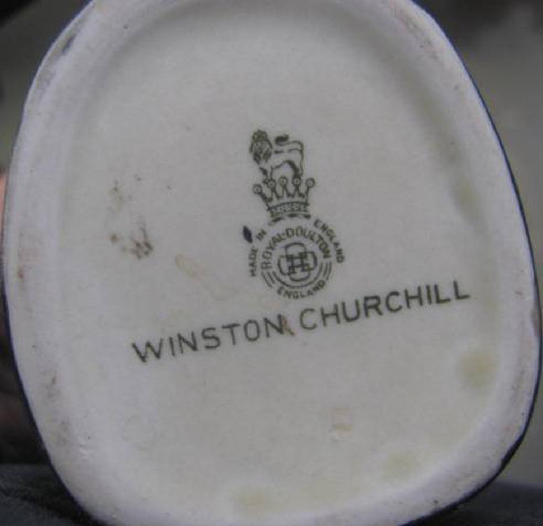 Royal Doulton Winston Churchhill mug - 3