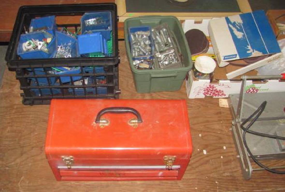 Tool Hardware Parts Bins