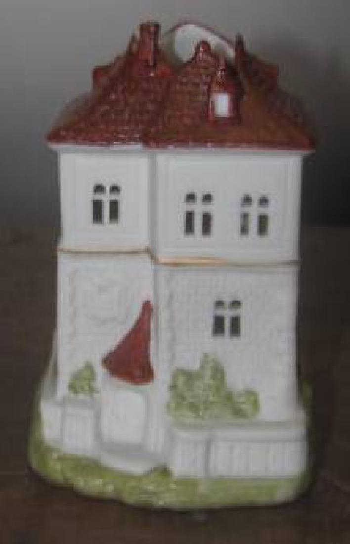 Castle Fairy Lamp