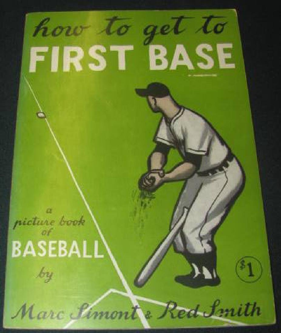 How to Get to First Base Book