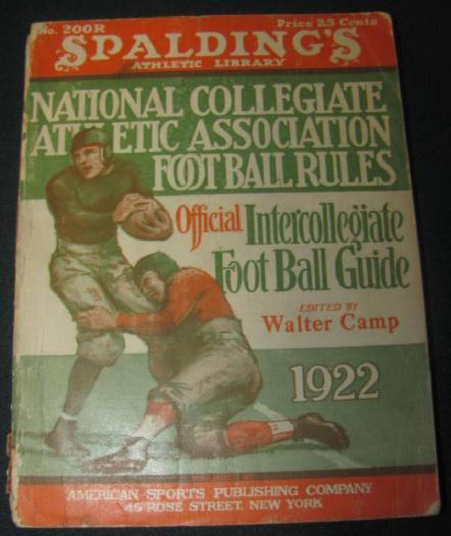 Spalding's Football Guide Book