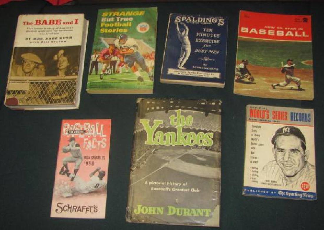 Box of Sports Books