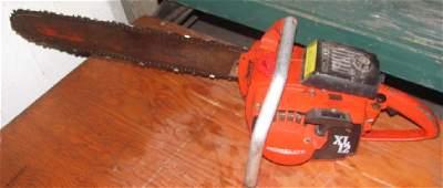 Homelite XL12 Chainsaw