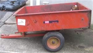 Wheelhorse Toro Cart