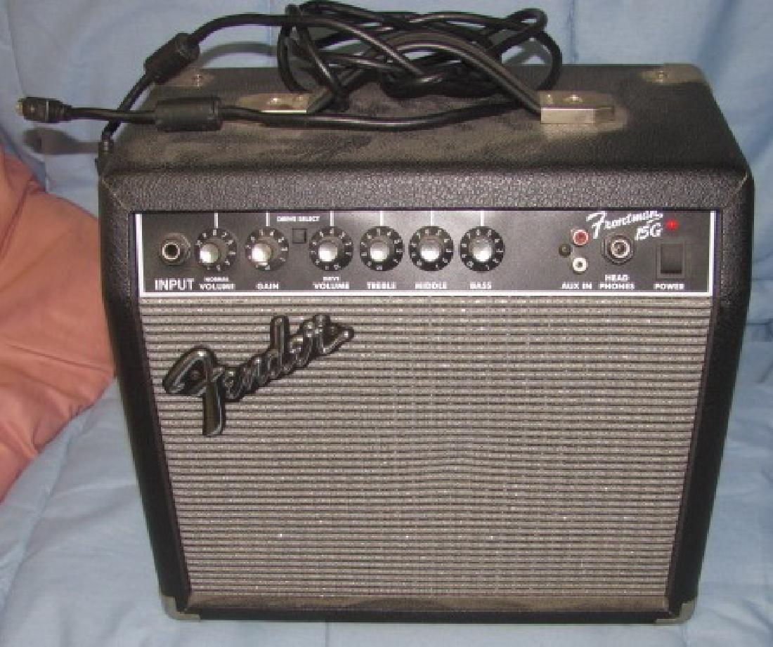 Fender Frontman 15G Amp on