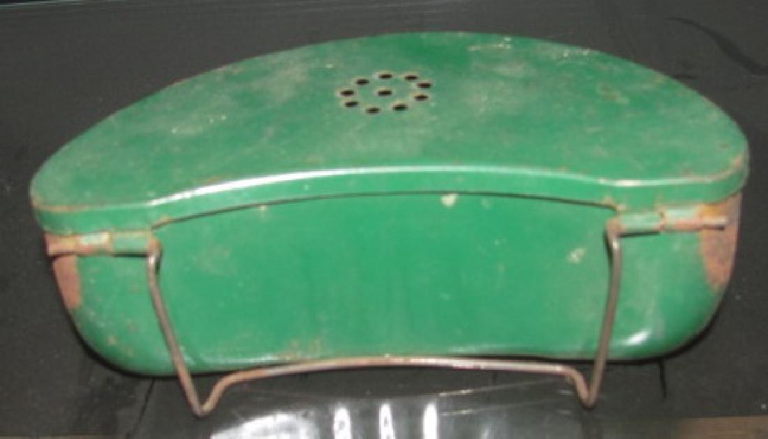 Antique / Vintage Worm Bait Can - 4