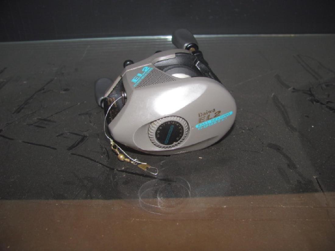 Daiwa EL2 Baitcaster Reel - 3