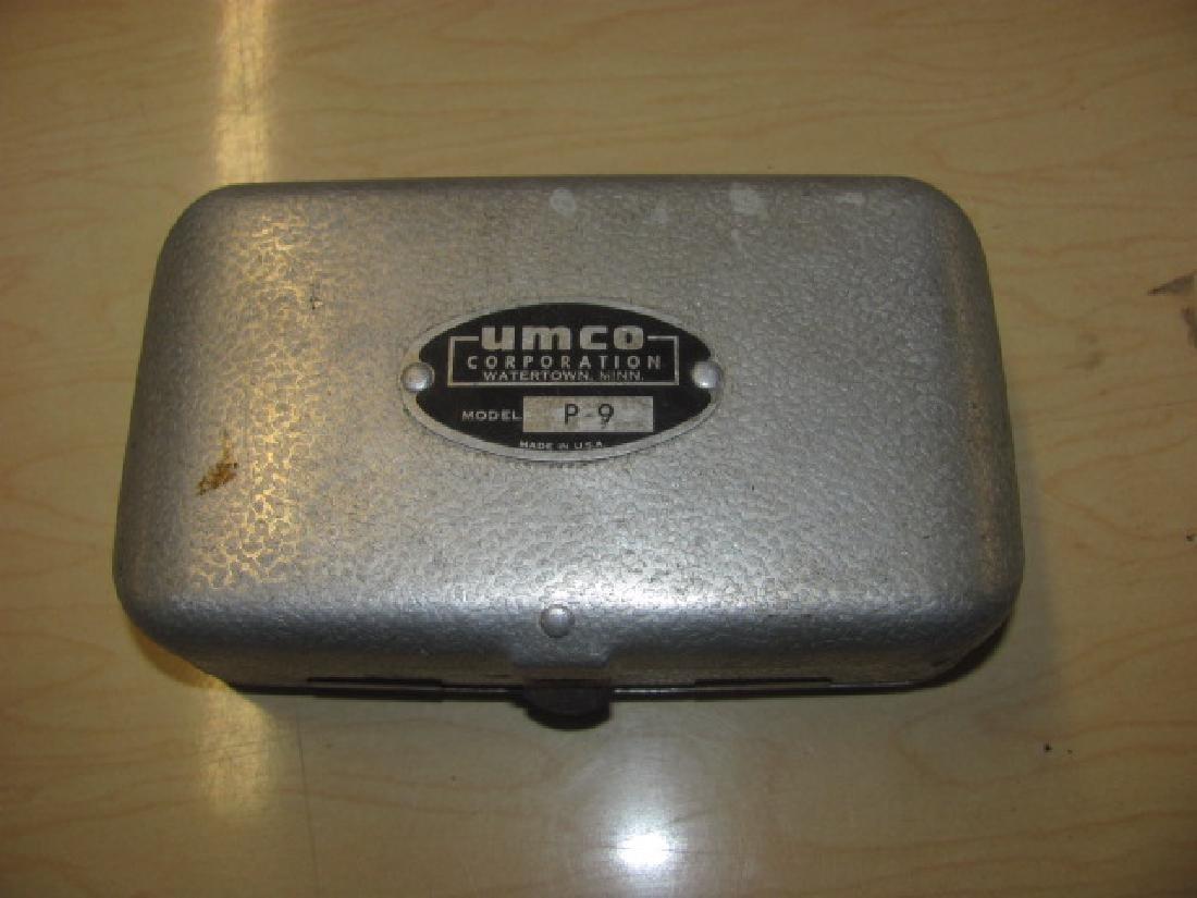 Umco P-9 Tackle Box Fly Fishing
