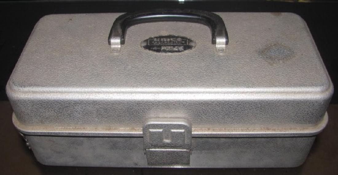 Umco Model 102A Tackle Box w/ contents