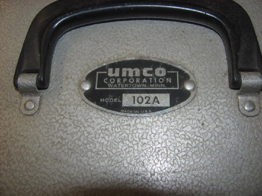 Umco Model 102A Tackle Box w/ contents - 2
