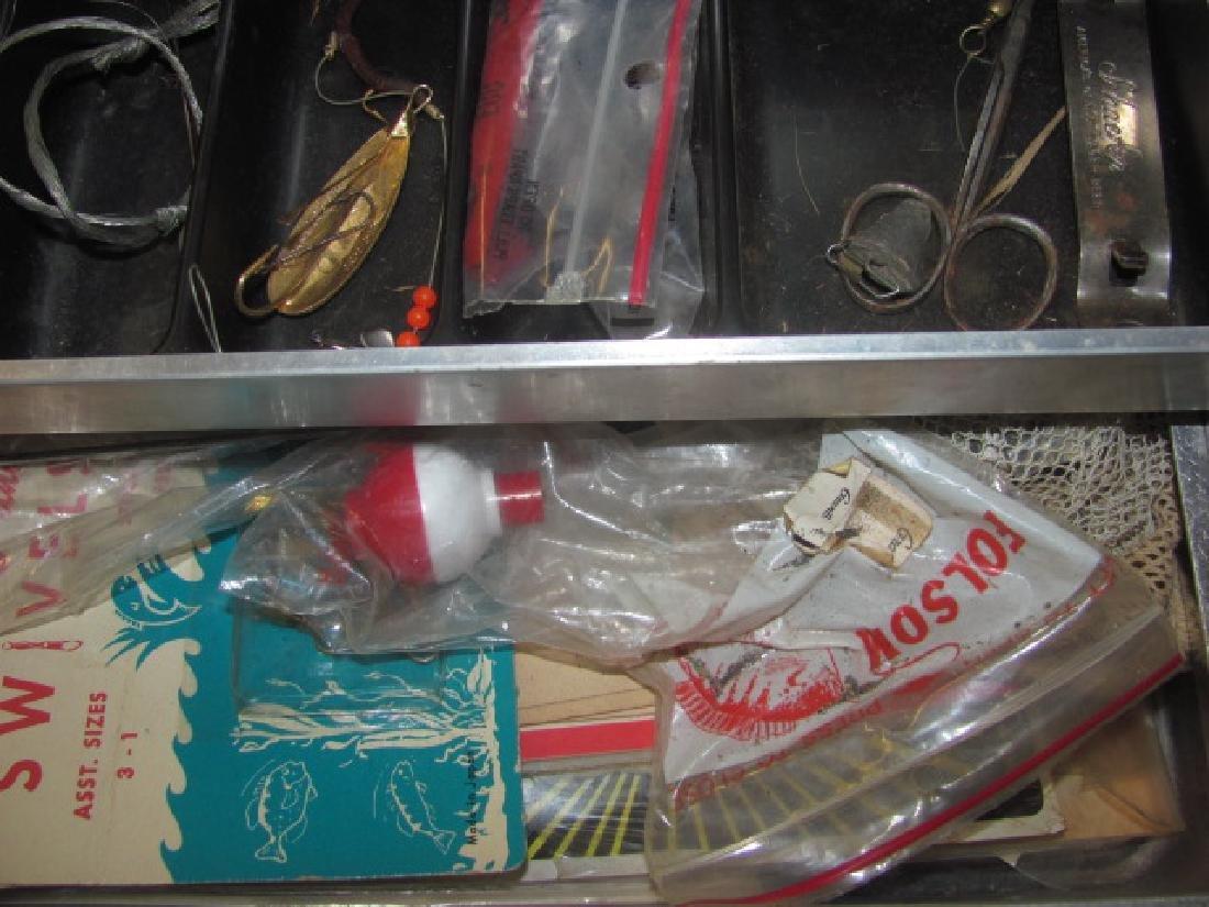 Umco Model 102A Tackle Box w/ contents - 6
