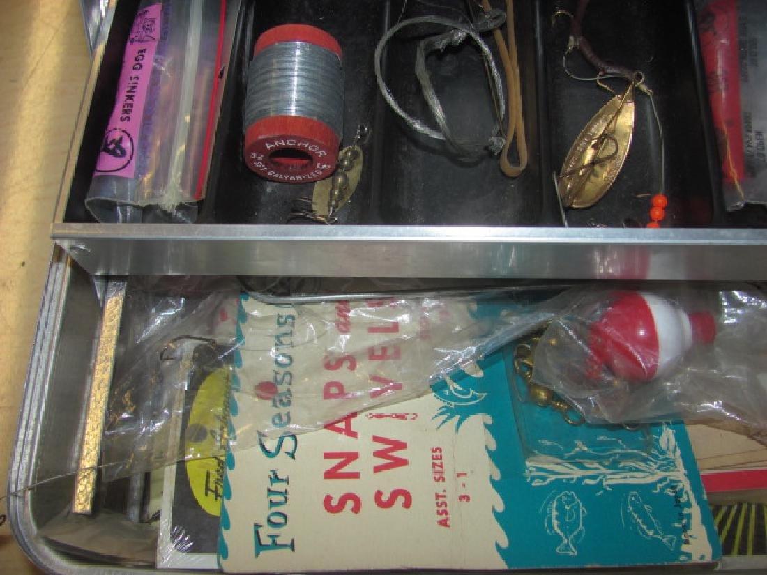 Umco Model 102A Tackle Box w/ contents - 7
