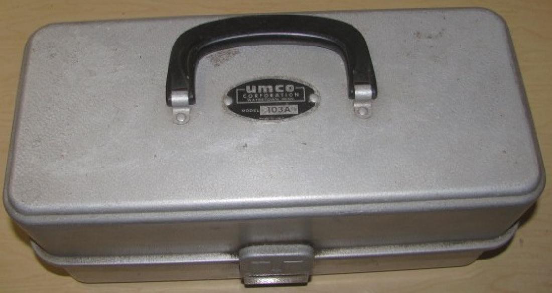Umco Model 103 a Tackle Box - 2
