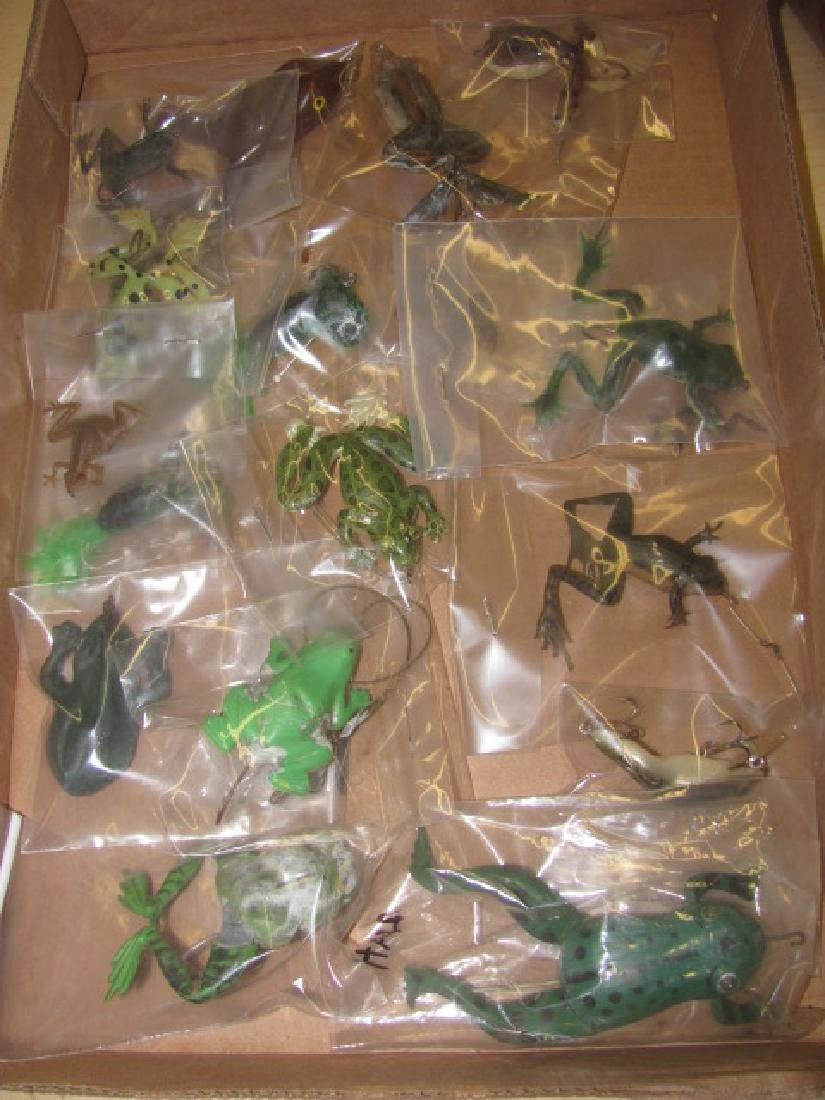 17 Frog Lures