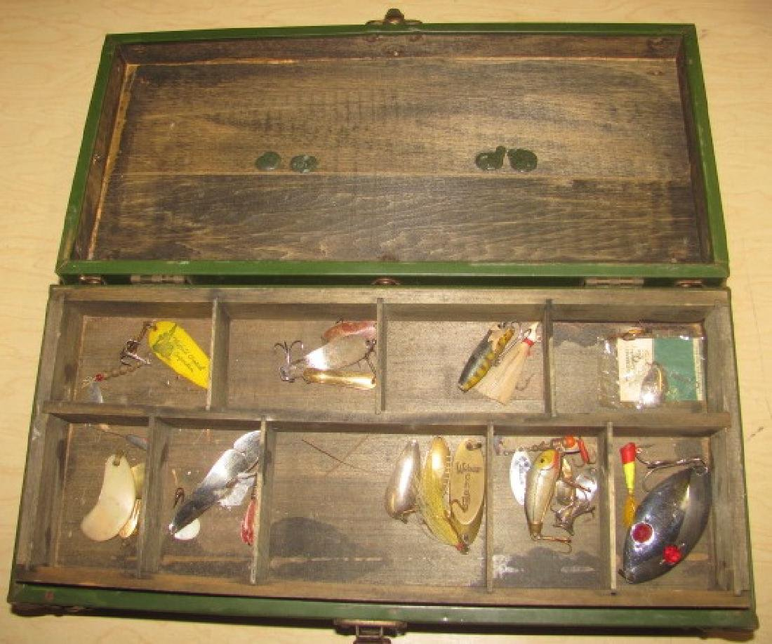 Tackle Box & Contents - 2