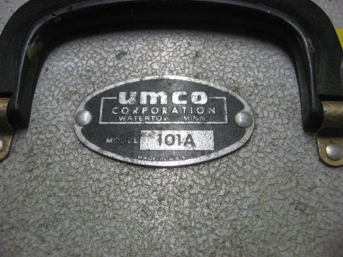 Umco 101A Tackle Box & Contents - 2