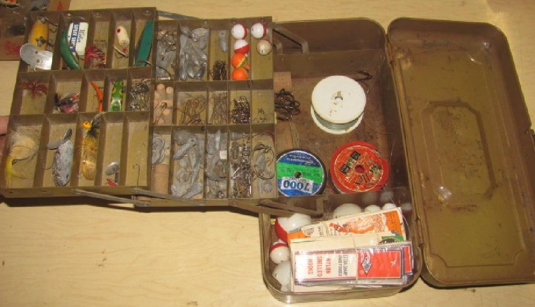 Tackle Box & Contents - 3