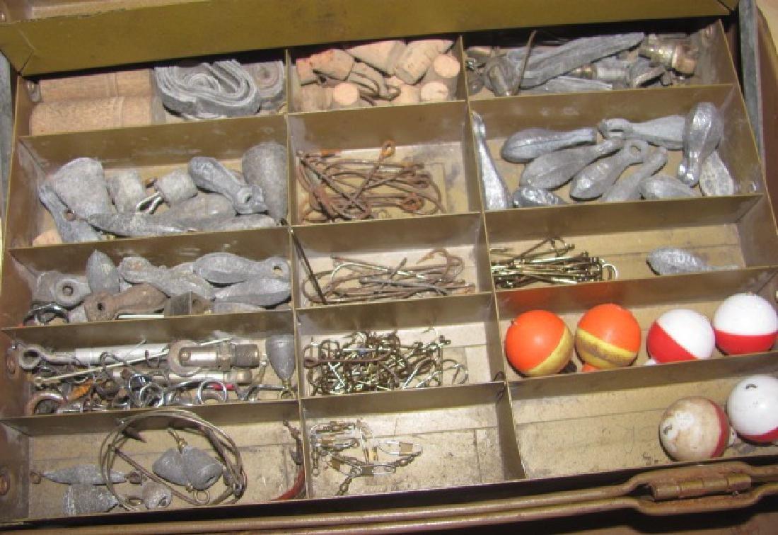 Tackle Box & Contents - 5