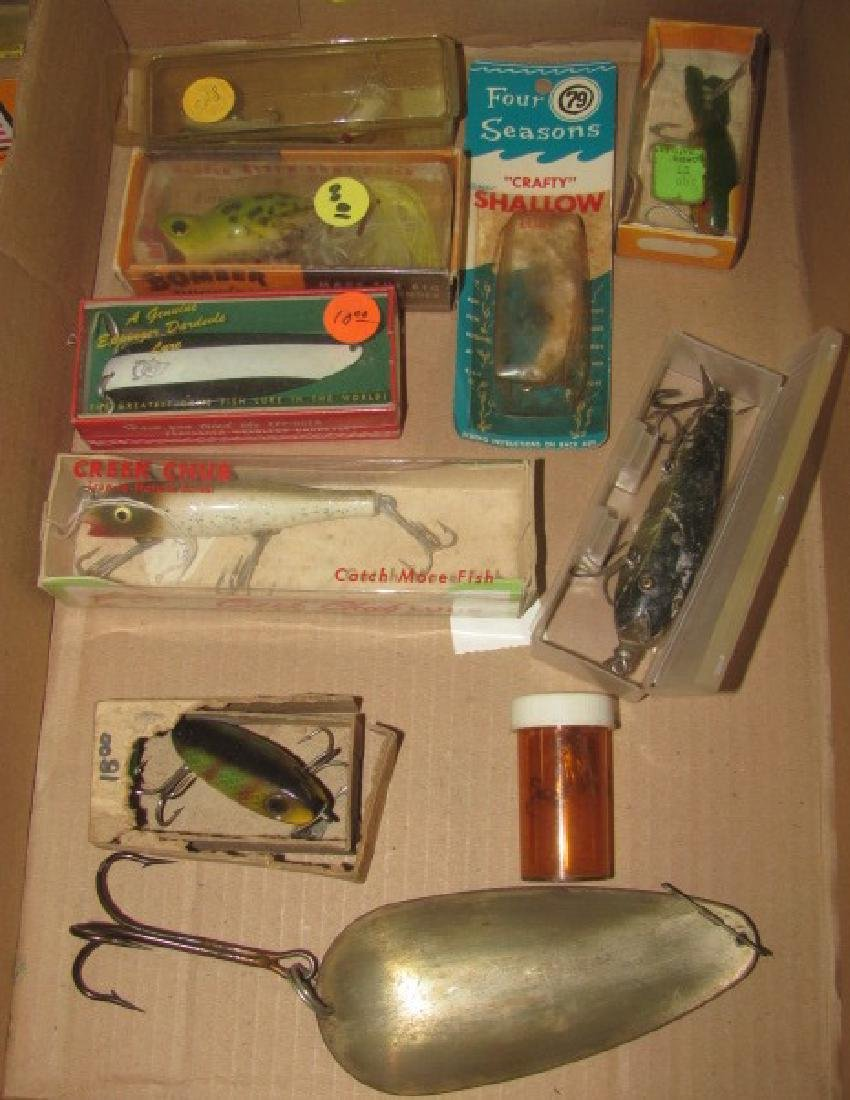 Lure Lot Bombers Daredevle Creek Chub