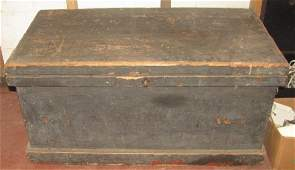 Antique Tool Chest  Contents