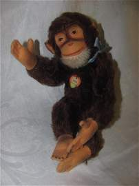 "Steiff Jocko Jointed 6 1/2"" Monkey"