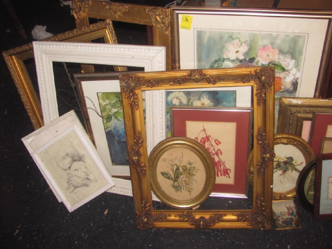 Prints & Picture Frames