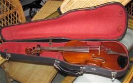 Violin & Case