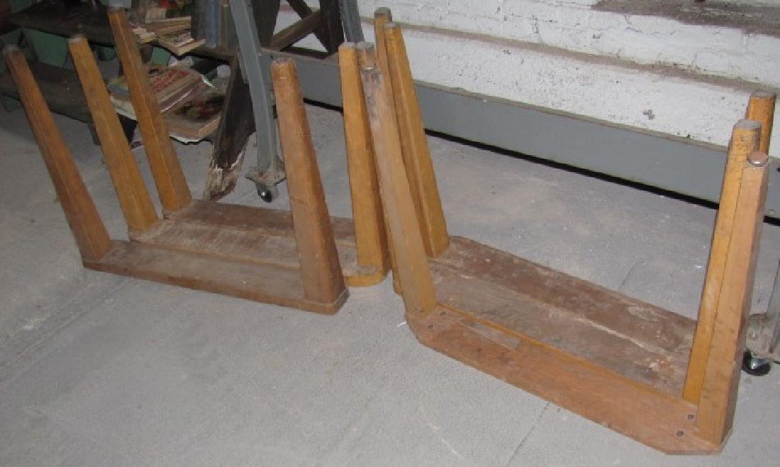 Mid Century Modern Table Legs