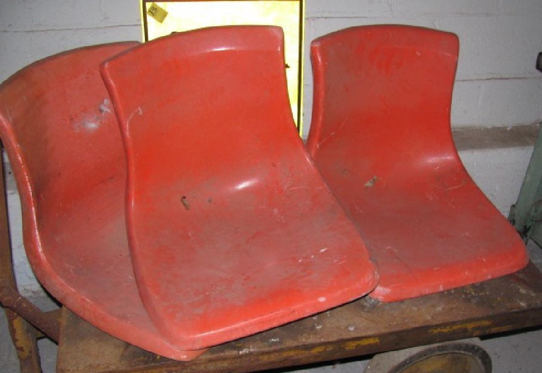3 Mid Century Modern Chair Shells