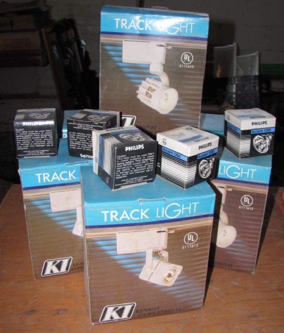 Track Lights & Light Bulbs