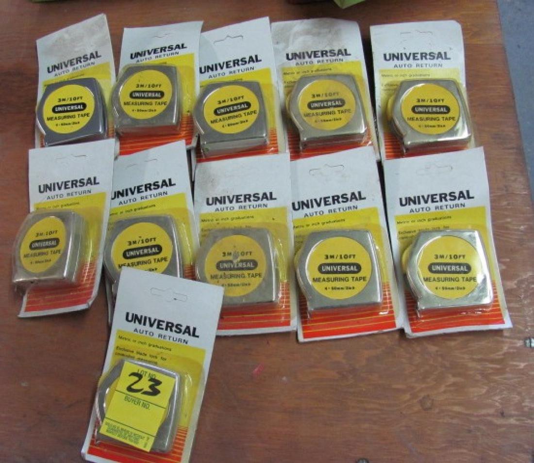 11 Universal Tape Measures