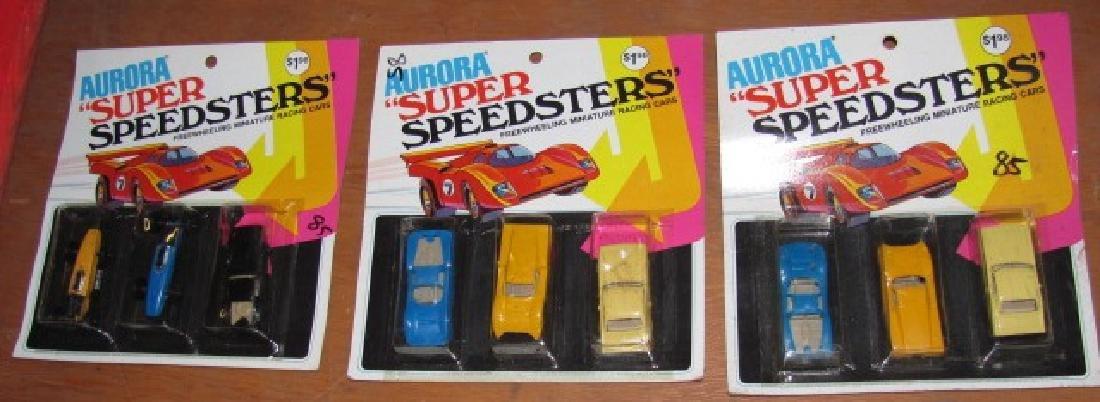 1975 Aurora Super Speedsters