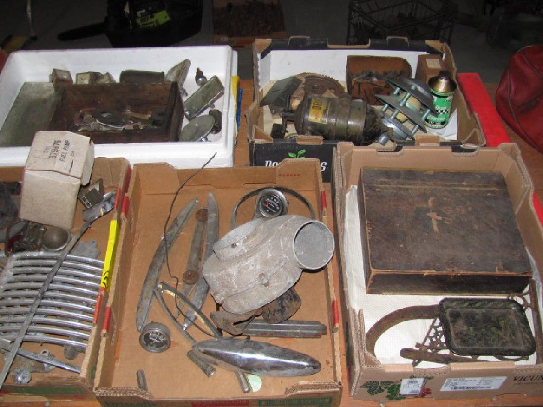 Misc Car Parts Lot