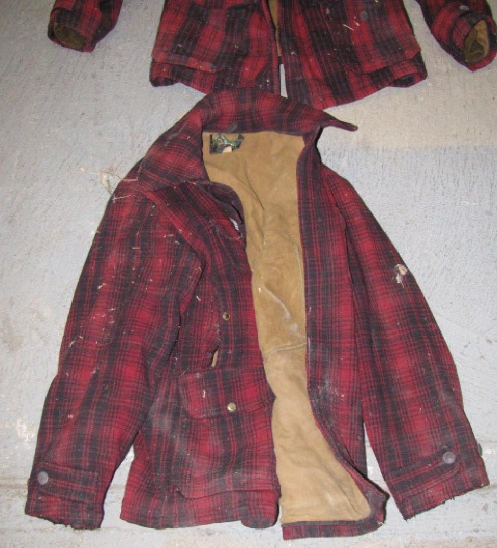 2 Woolrich Type Jackets