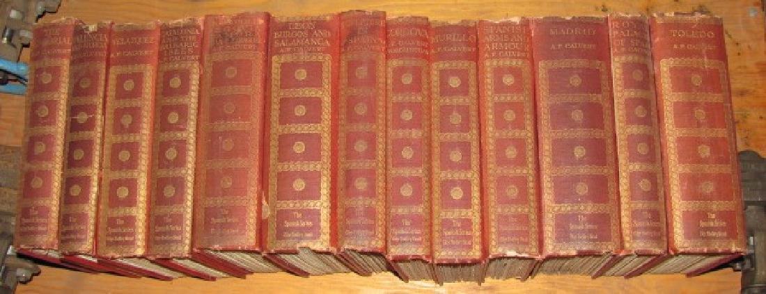 13 Spanish Series Books