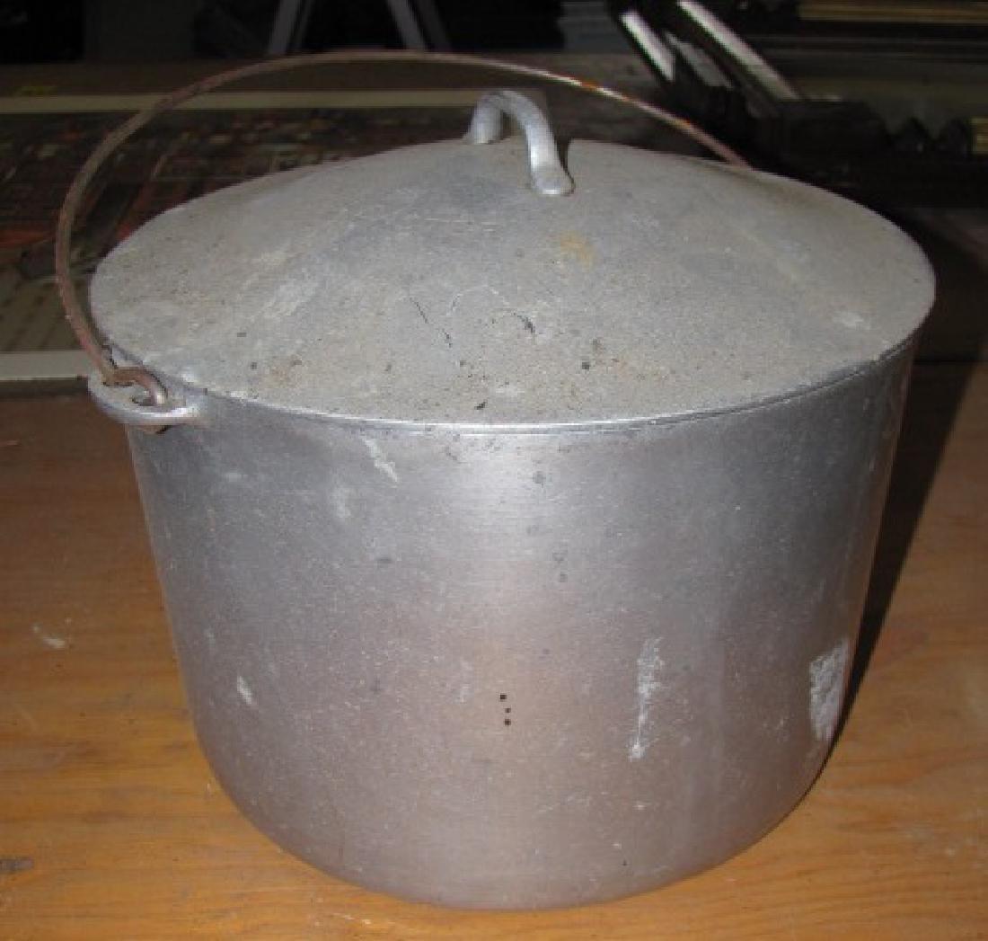Aluminum Wagner Drip Drop Roaster