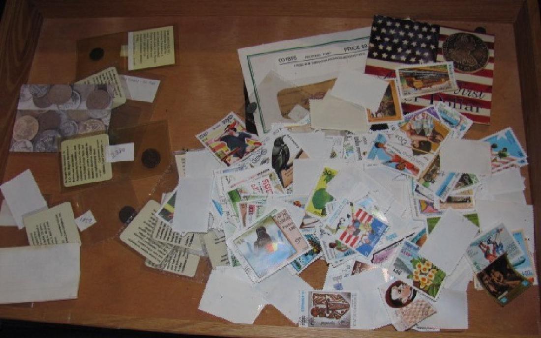 Stamp Lot