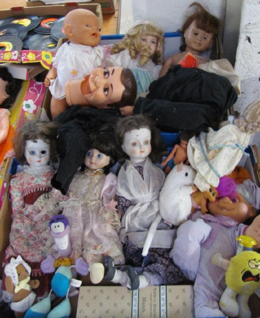 Misc. Doll Lot
