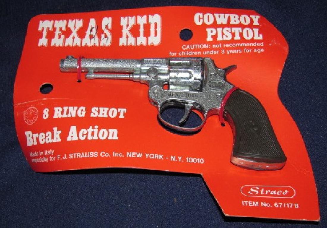 Straco Texas Kid Cap Gun