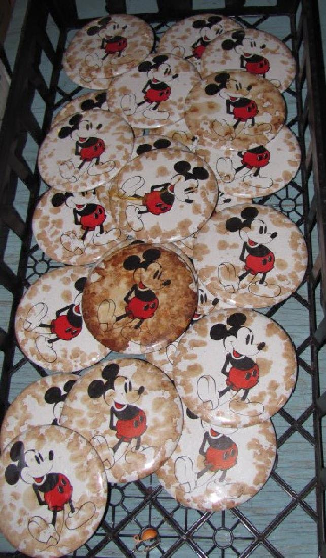 24 Mickey Mouse Mirrors