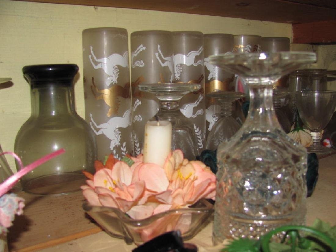 Misc Glassware Lot - 2