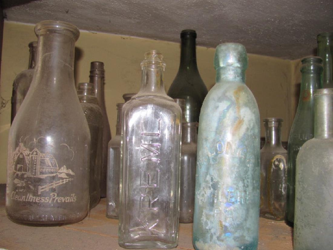 Antique Bottles - 2