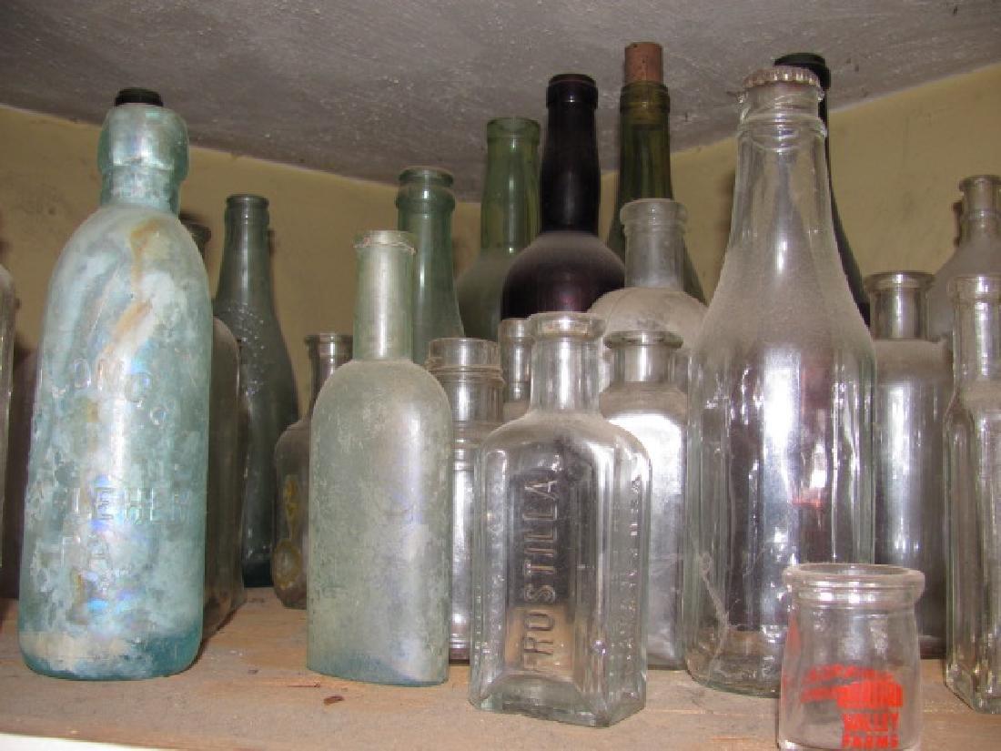 Antique Bottles - 3