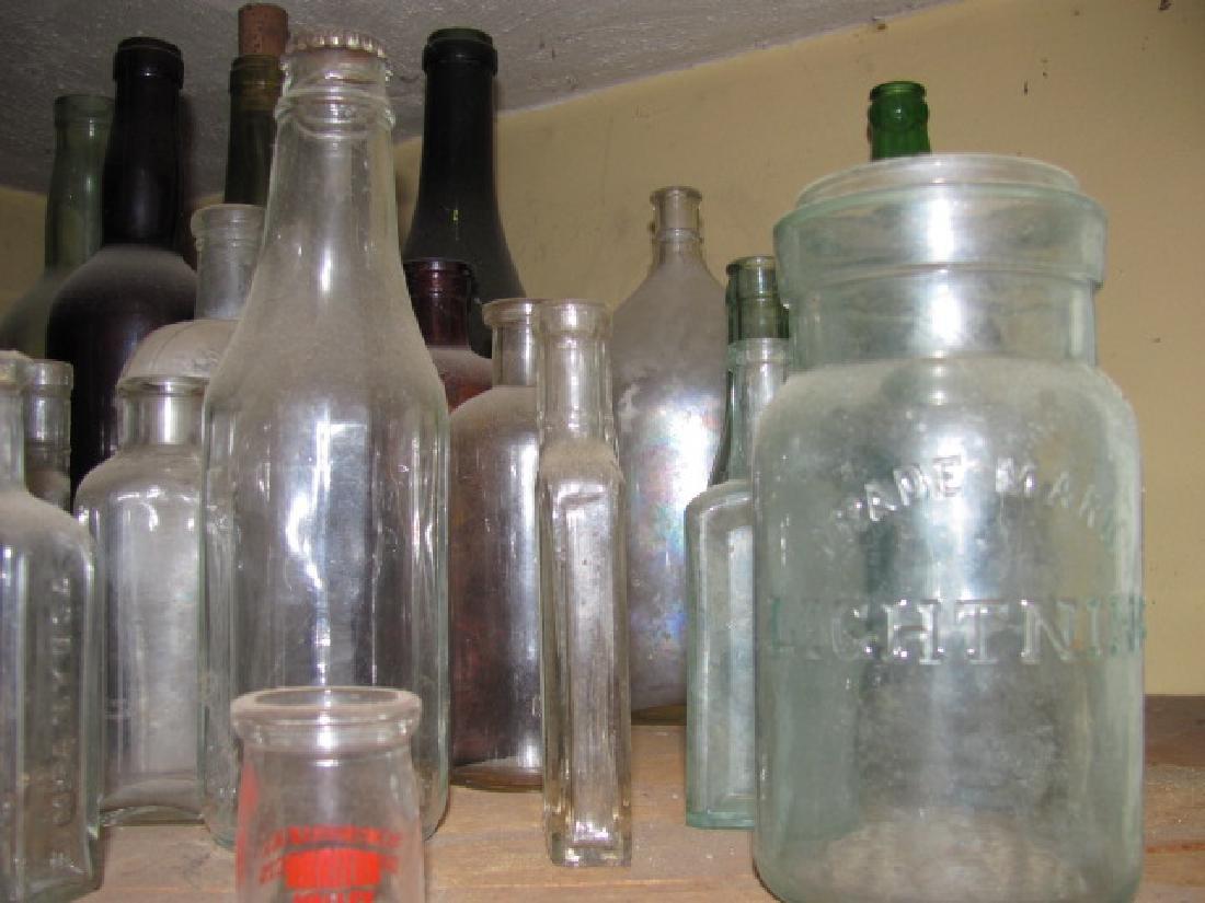 Antique Bottles - 4