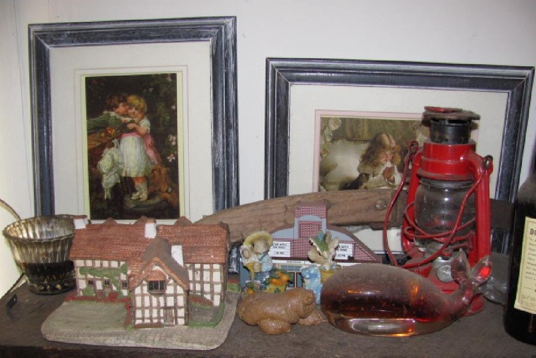 Knick Knack Shelf Lot - 2