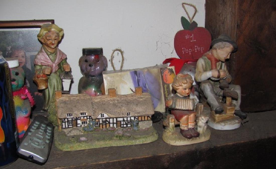 Knick Knack Shelf Lot - 3