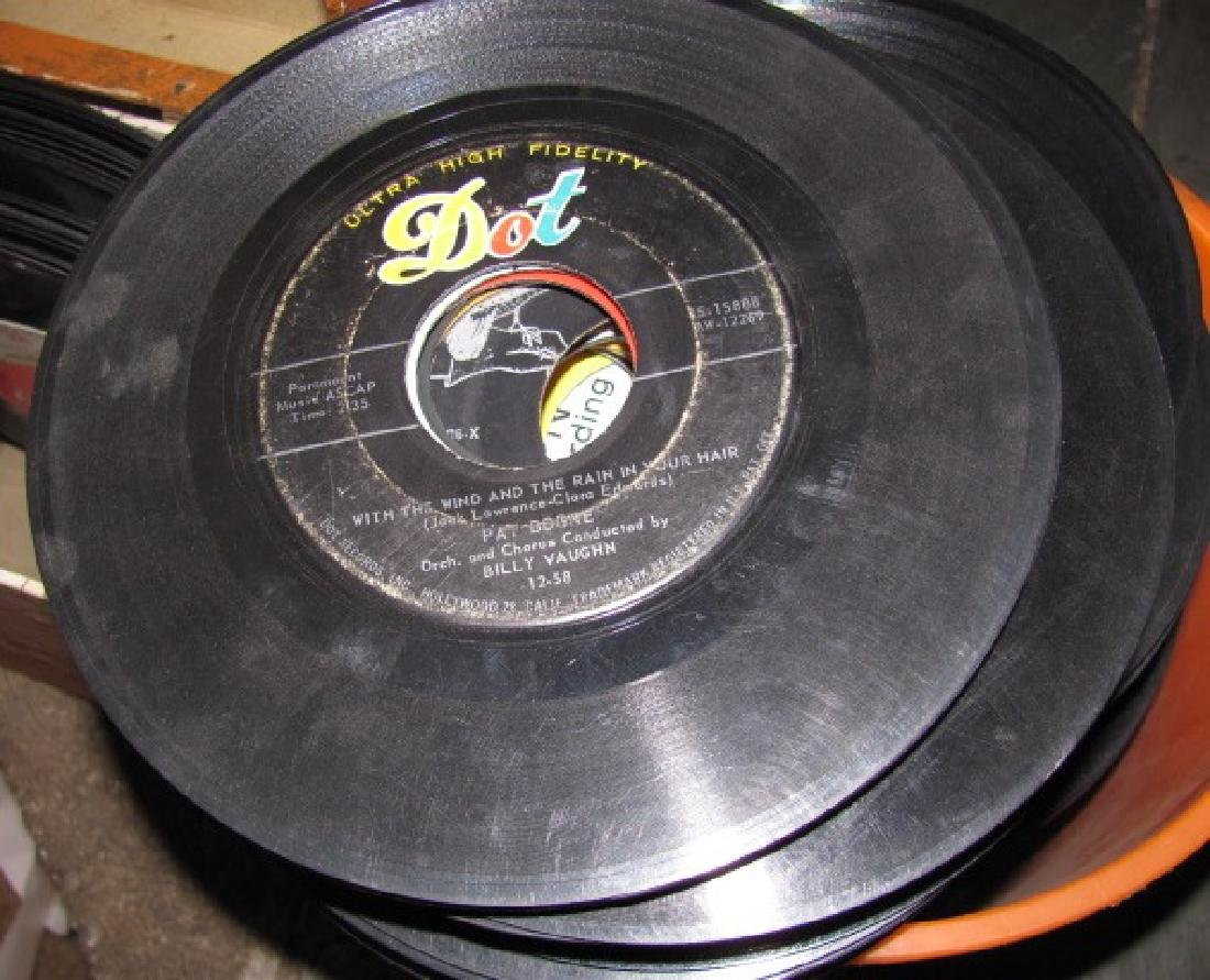 Lot of 45 Records - 4