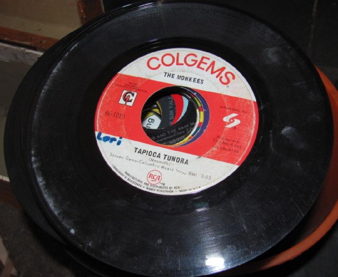 Lot of 45 Records - 5